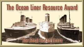 The Ocean Liner Resource Award